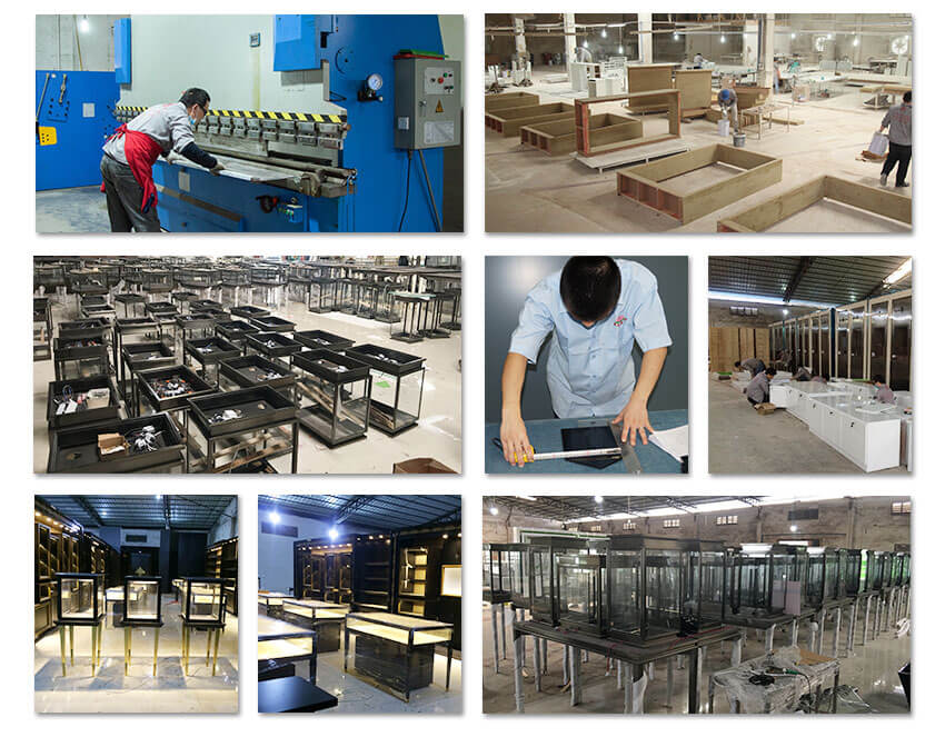 shop furniture manufacturers