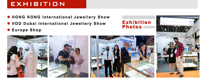 jewellery exhibition displays photos
