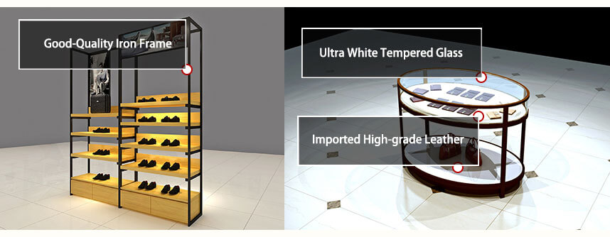 simple of shop display racks
