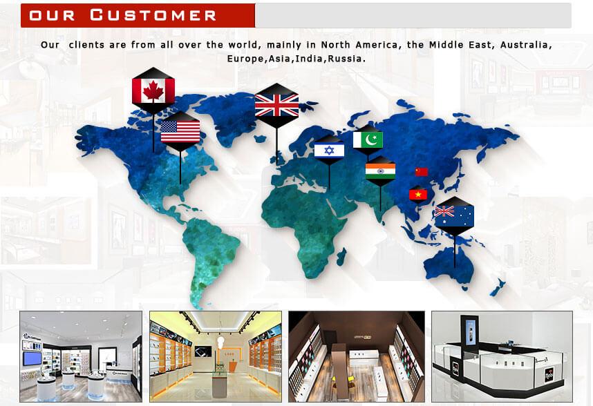 mobile phone shop design ideas