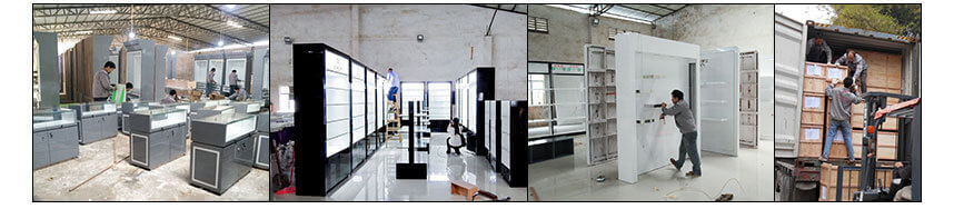 optical shop furniture supplier