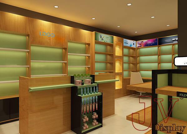cosmetic shop interior design ideas
