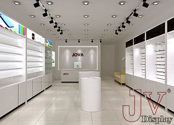 mobile shop design china