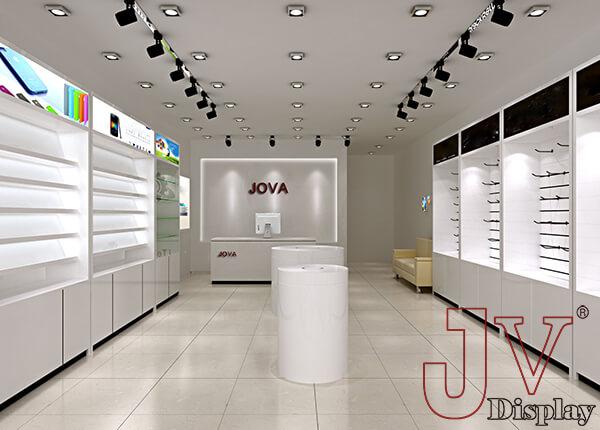 Mobile shop design phone display cabinets for sale mobile for Design shop mobel