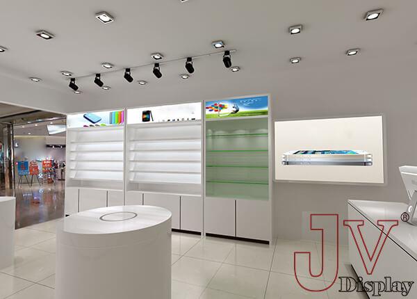 Mobile Shop Design Ideas