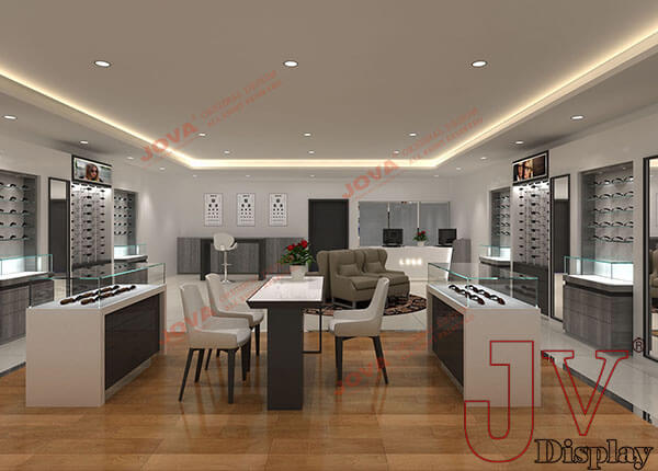 optical stores interior design usa - Interior Designer Usa