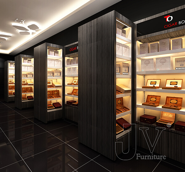 cigarette shop furniture canada