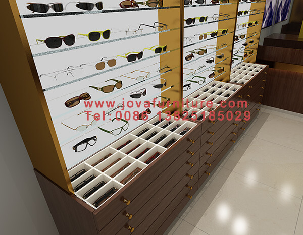 optical shop design uk