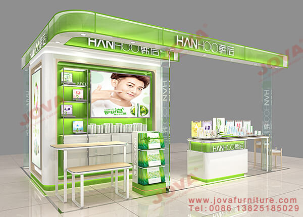 cosmetic kiosk for hanhoo