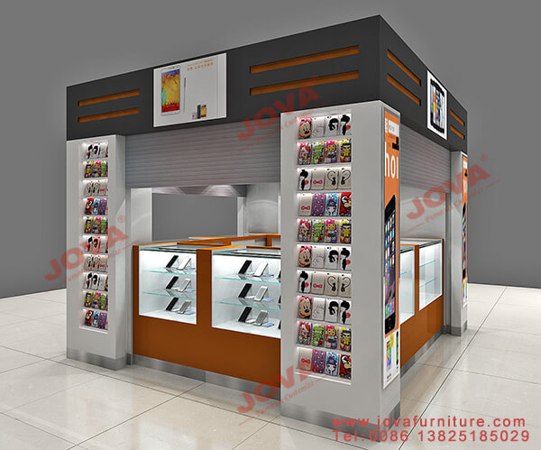 mall cell phone kiosk