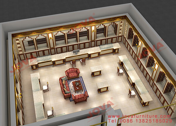indian jewellery shop interior design