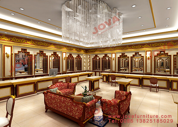 jewellery shop design india