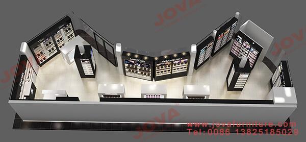perfume store interior design