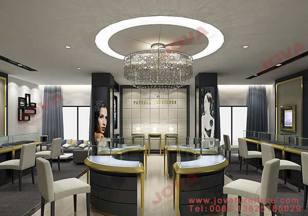 best jewellery shop interior design