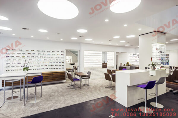 optical shop interior design photo