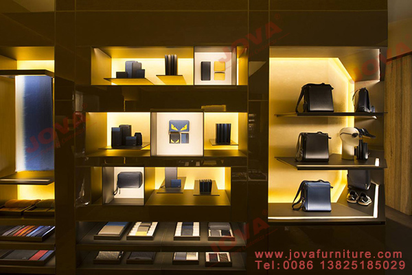 bags display furniture