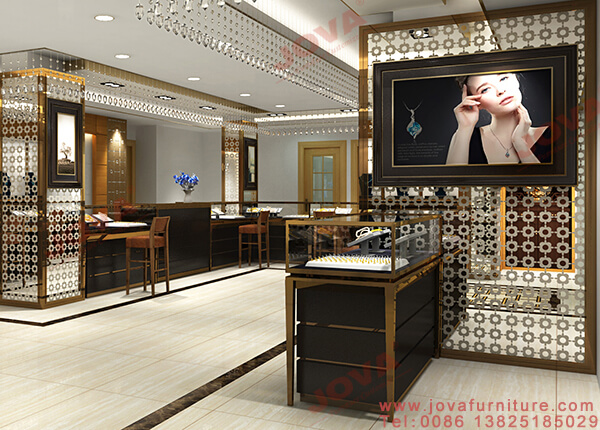 showroom interior design india