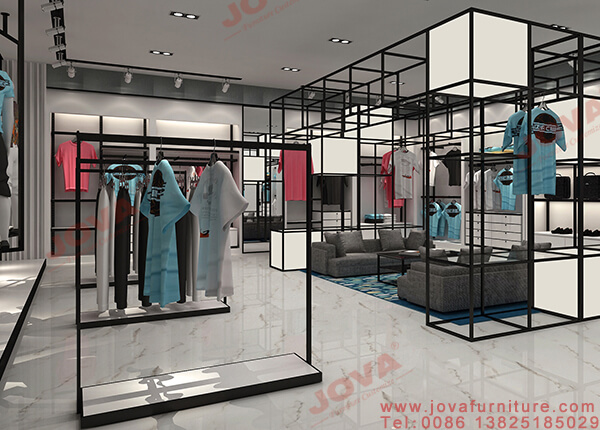 clothes shop decoration ideas