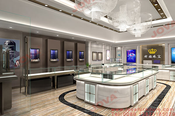 buy furniture for jewellery showroom