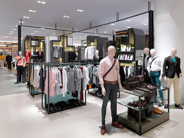 retail store displays and fixtures