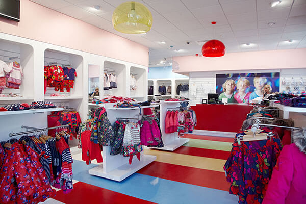 baby shop design interior