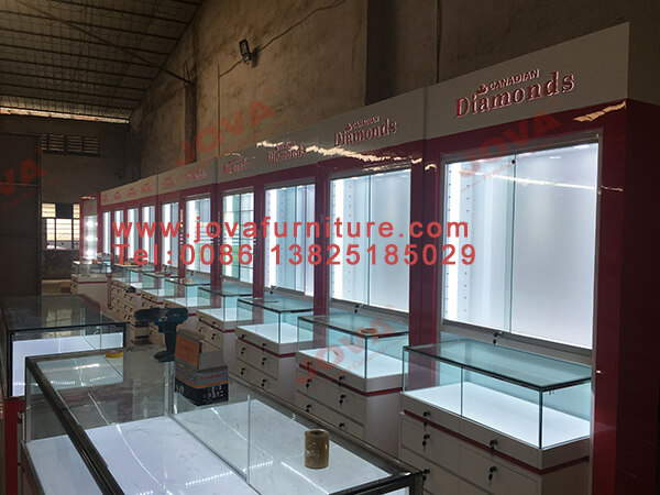 wholesale jewelry wall display