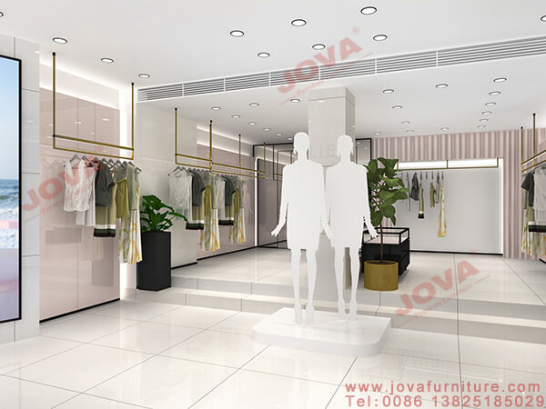 wear shop decoration