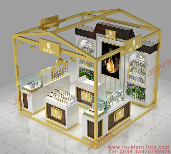 fragrance store design