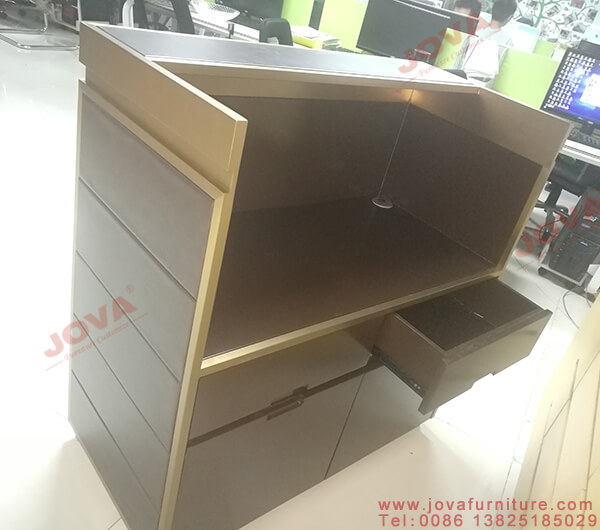 jewelry store reception desk