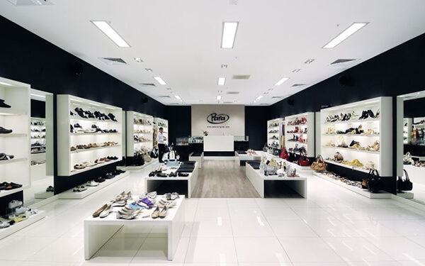 shoes store design