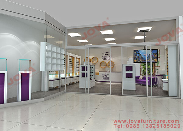 optical store interior design ideas