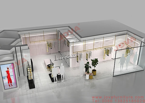clothing shop design interior