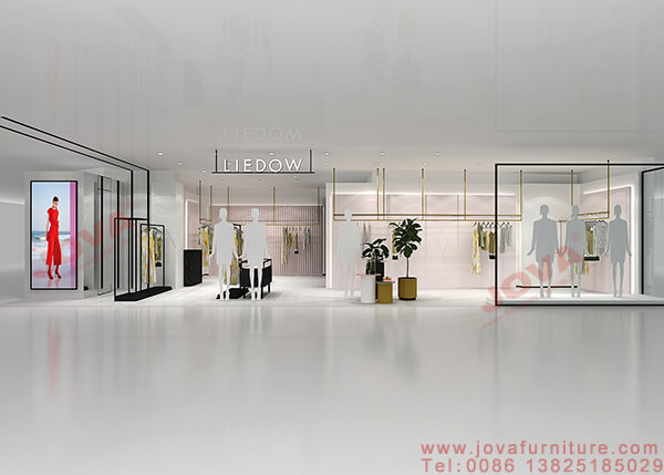 clothing shop decoration ideas