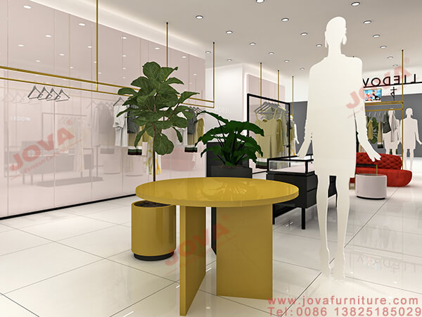 clothing store decoration ideas