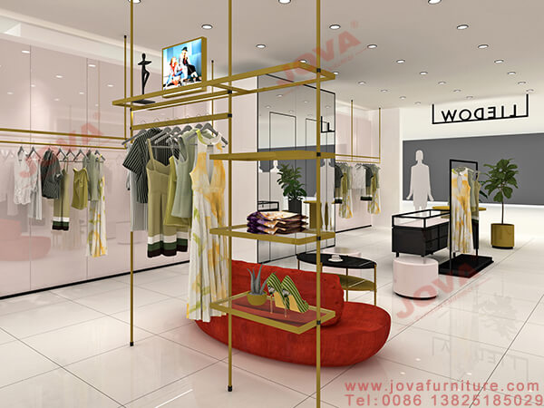 Women boutique design