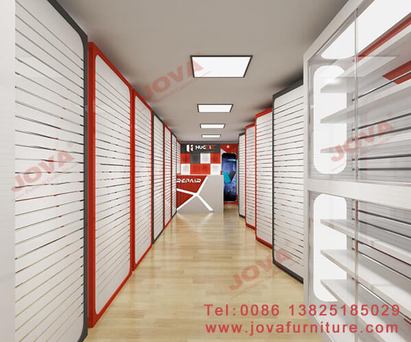 mobile shop design