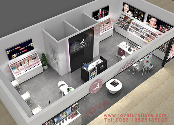 beauty store design