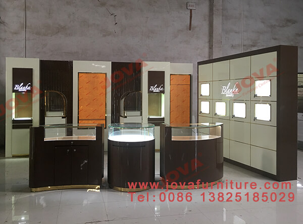 jewellery shop furniture manufacturers