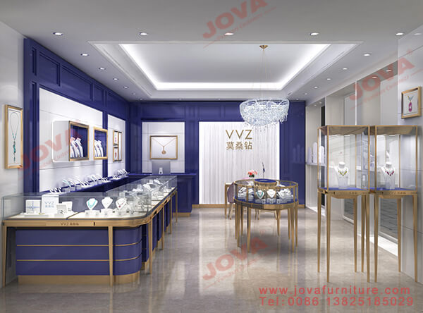 jewelry store design China