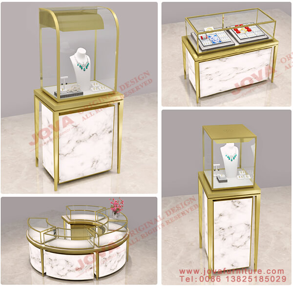 new jewellery counter design