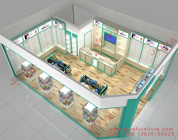 mobile shop fitting