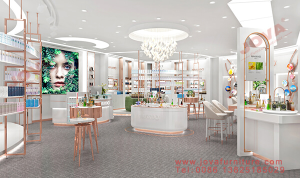 perfume showroom design