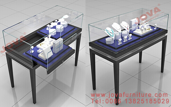 jewelry display case design