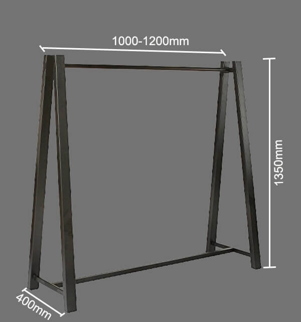 free standing display stands for sale