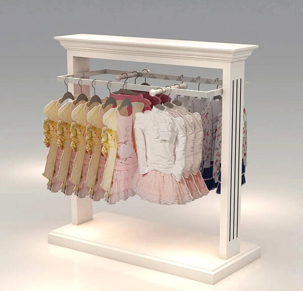 retail clothing racks for sale