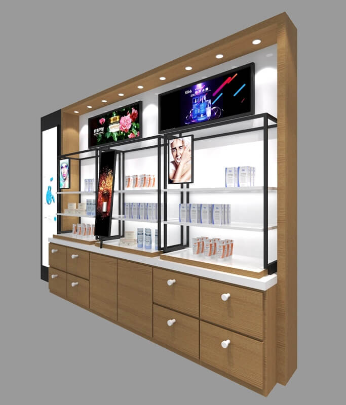 cosmetics wall cabinet