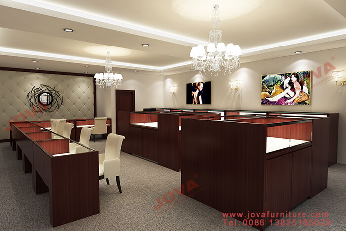 design of a jewelry store