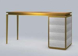 New design retail jewelry shop counter table