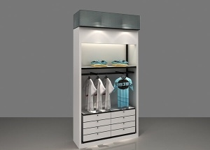 apparel display racks