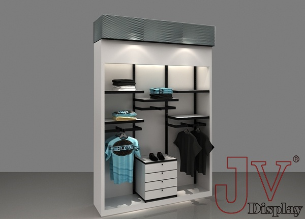 display furniture for clothing